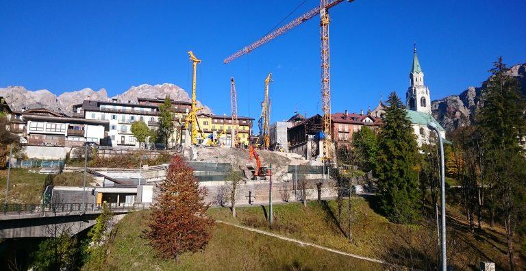 Direzione operativa geologica per riqualificazione edilizia | IGS Geotechnics