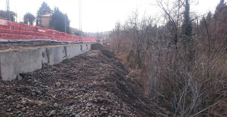 Intervento: Consulenza geologica e geotecnica su linee ferroviarie in Lombardia