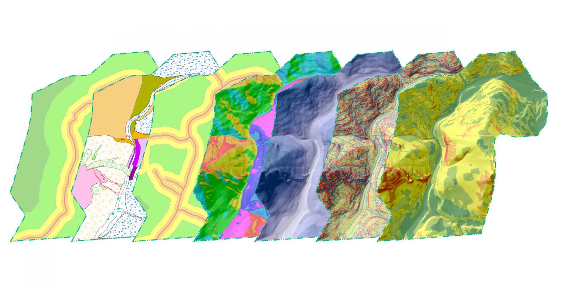 Land Planning, realizzazione analisi e cartografie tematiche - IGS Srl